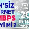 25 MBPS İNTERNET HIZI İYİ Mİ ? İDEAL İNTERNET HIZI NEDİR ?